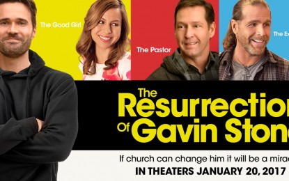The Resurrection of Gavin Stone: When Church is Really a Community