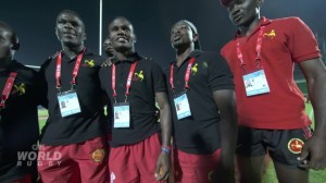 Uganda National rugby team