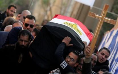 Coptic Christian teacher murdered in Egypt