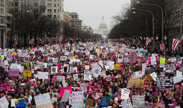 EXPOSED! THE POWER BEHIND THE WOMEN'S MARCH