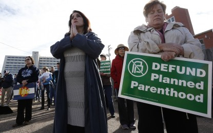 House votes to overturn Obama's Planned Parenthood edict