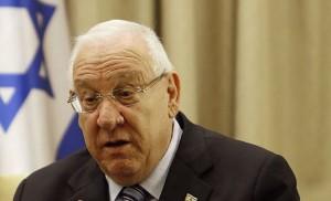 Israel's President Backs One-State