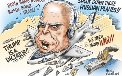 Lavrov vs. McCain: Is Russia an Enemy?