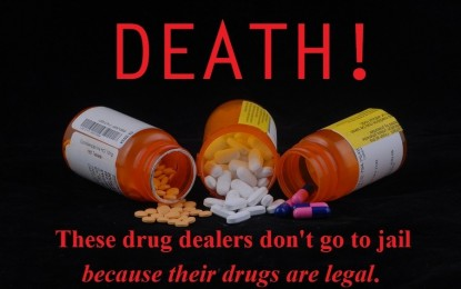 Prescription Medications: Third Leading Cause of Death