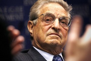 Soros behind lawsuits