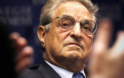 Soros Behind Lawsuits Designed to Keep Borders Porous, Unsafe