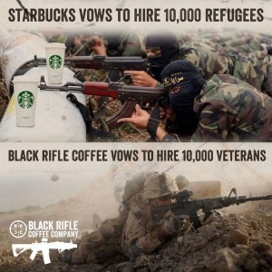 Starbucks DESTROYED