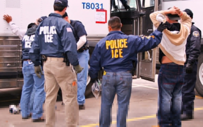 DO IMMIGRATION RESTRICTIONS LINE UP WITH GOD'S LAW