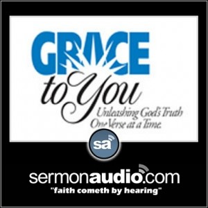 An interview - Grace to you logo