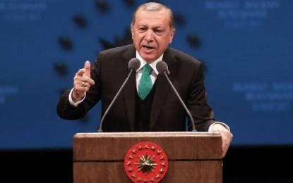 Erdogan: Keep Calling Me Dictator, I'll Keep Calling You Nazis