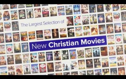 LARGEST LIBRARY OF CHRISTIAN FILMS NOW AVAILABLE FOR OFFLINE VIEWING ON iPHONE AND iPAD