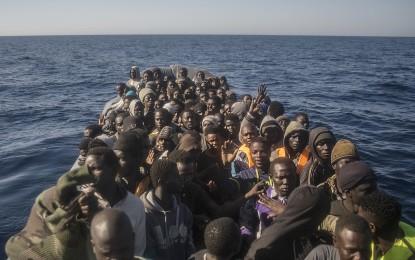 Libya drops plan to curb migrant crossings