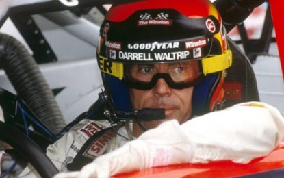 NASCAR driver Waltrip had no time for God, until a horrible crash knocked him 'conscious'