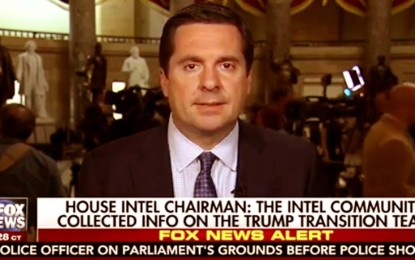 Rep Devin Nunes: Obama Officials Who Released General Flynn Transcripts Face Five Years in Prison
