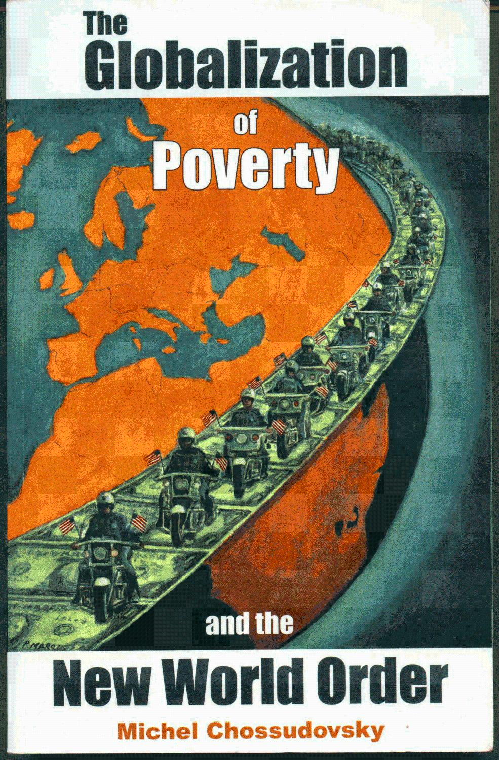 the good news today  u2013 the globalization of poverty and the new world order