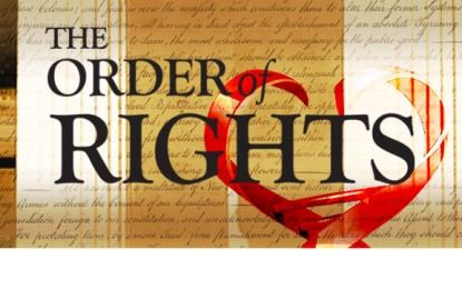 The Order of Rights in New England
