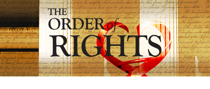 The Order of Rights logo