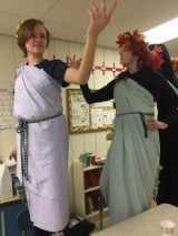 Toga Party at MHCA