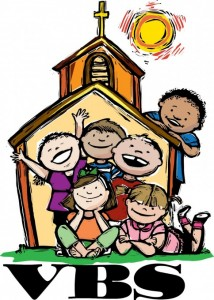 Vacation Bible School program