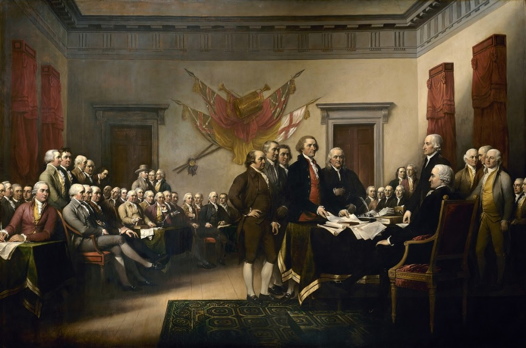 America Was Founded 1