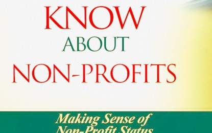 Book Exposes IRS 501c3 Church Scam