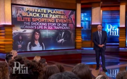 Dr. Phil Interview Exposes Global Elite Pedophiles