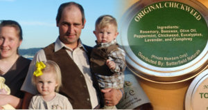 KY Amish Farmer Jailed over a Salve Label