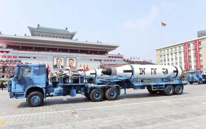 North Korea threatens fiery strike on U.S. mainland