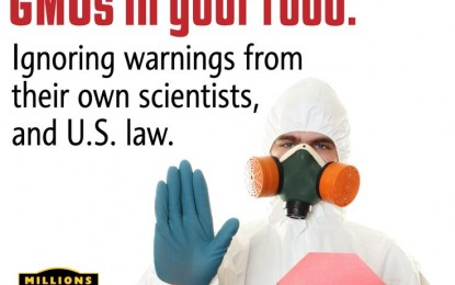 FDA promotes GMO foods with a government-controlled propaganda campaign