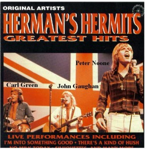 Pop star's journey - Hermans Hermits