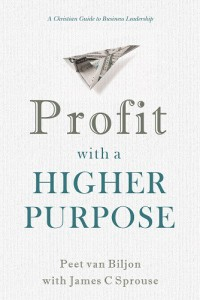 Profit with a Higher Purpose