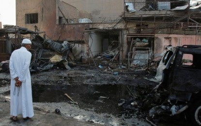 Violence between religious militias worsens in CAR
