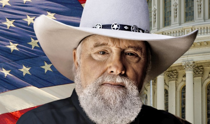 Charlie Daniels: We Need 1000 Paul Reveres, Because We Aren't Going To Allow The Radical Left To Steal Our Country From Us