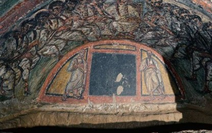 Newly Discovered Catacombs Offer Never-Before-Seen Depictions of Jesus