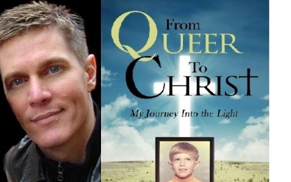 Pastor's son lived with a drag queen, but God's truth led him out of gay lifestyle