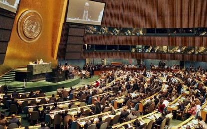 122 Nations Create Treaty to Ban Nuclear Weapons