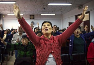 China Levels New Ultimatum To Christians