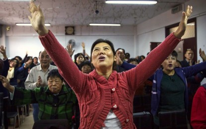 China Levels New Ultimatum To Christians: Give Up Your Faith, Or Else