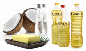 Study Vegetable Oils Contribute