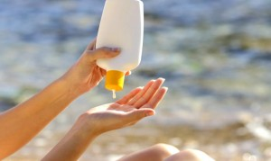 Sunscreen chemical turns highly toxic