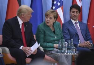 Trump Resists Globalization at G-20 Summit