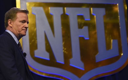 NFL commish: 'Fans should be OK with anthem protests'
