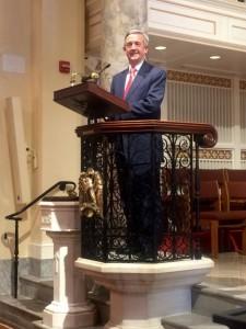 Pastor Robert Jeffress 1