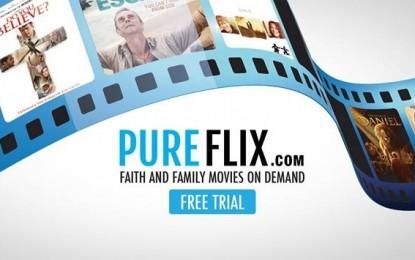 PureFlix.com Continues to Add New, Original Content Including First Christian Sitcom, Soap Opera