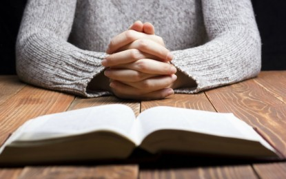 Silent and Solo: How Americans Pray