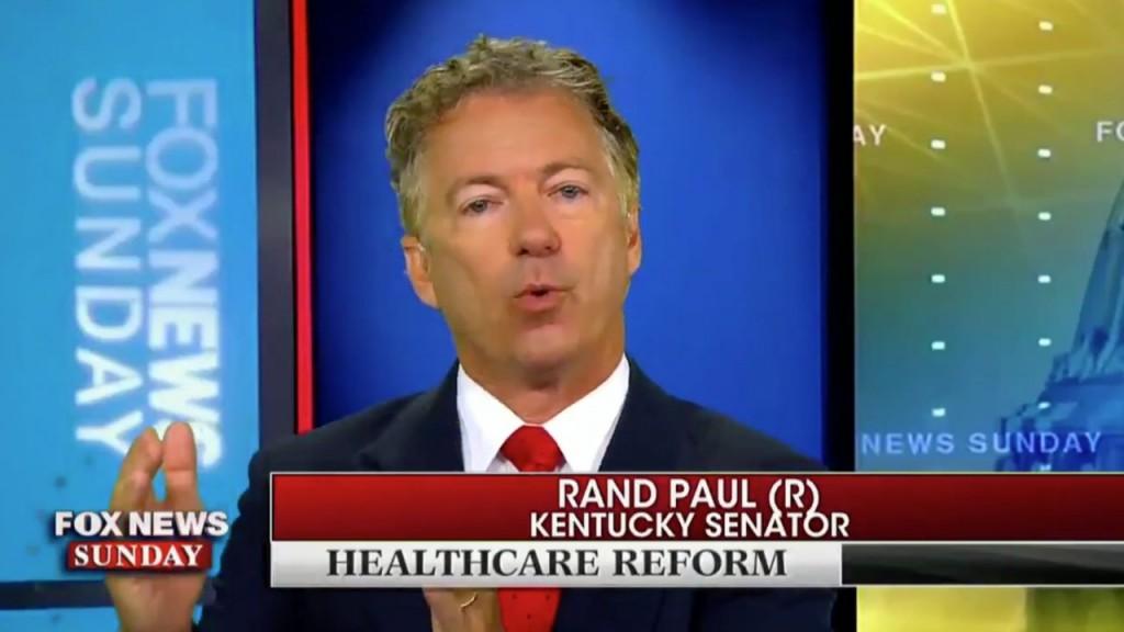 Thank You, Rand Paul