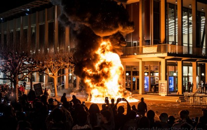 'You will see riots': U.S. told to brace for 'messy' campus unrest