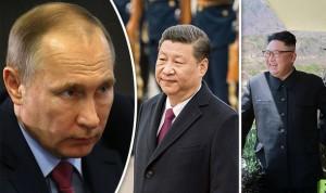 China and Russia Warn