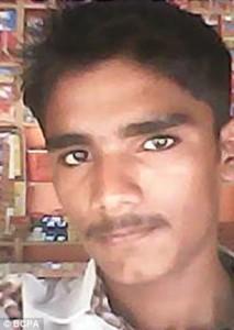 Christian teen beaten to death
