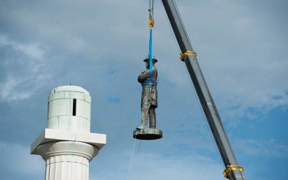 Destroying Monuments and Lies About Race